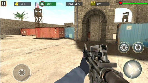 Counter Terrorist - Gun Shooting Game  gameplay | by HackJr.Pw 15