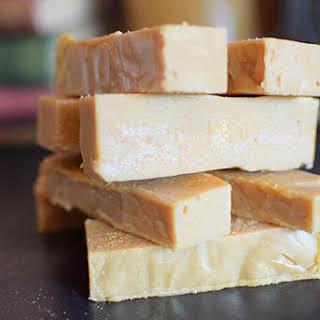 Butterbeer Fudge.