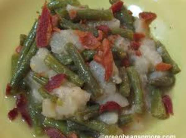 Green Beans In Sour Cream Sauce Recipe