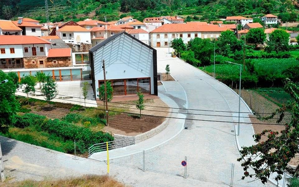 Intervenção da Câmara de Lamego cria nova ligação em Lazarim