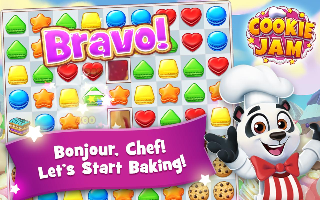 Cookie Jam - Puzzle Game & Free Match 3 Games- screenshot