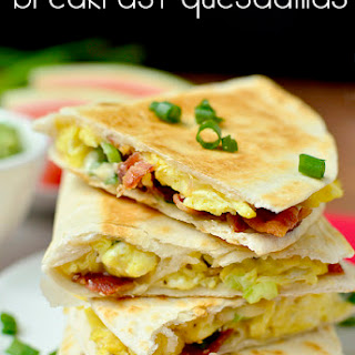 Breakfast Quesadillas Recipe