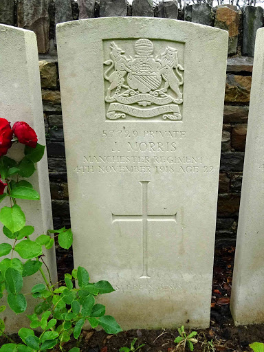 John  Morris grave