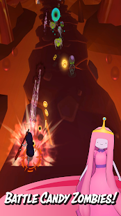 Adventure Time Run Screenshot