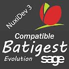 Batigest Evolution via Nuxidev icon