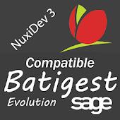 Batigest Evolution via Nuxidev