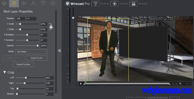 Wirecast Pro Free Download