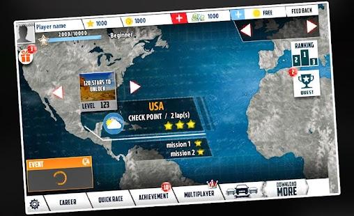 Race Car 3D Extreme Racer for PC-Windows 7,8,10 and Mac apk screenshot 2