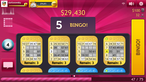 Bingo 75 & 90 by GameDesire  screenshots EasyGameCheats.pro 4
