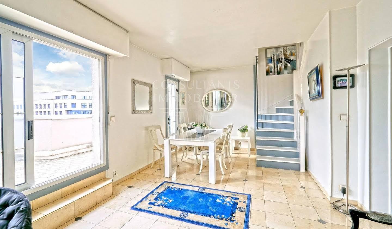 Appartement avec terrasse Puteaux