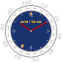 Rotary Clock Widget icon