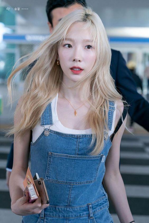 taeyeon curly 17