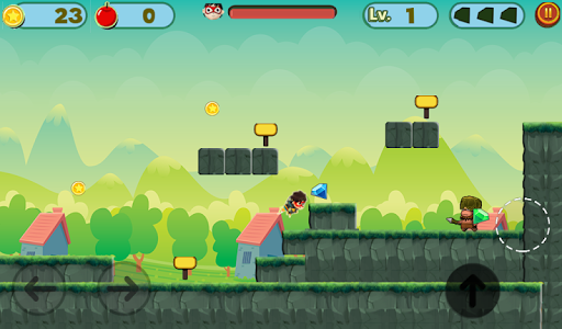 Super Boy Ryan: Magic World - screenshot