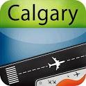 Calgary Airport + Radar YYC icon