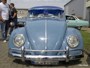 Photo: Käfer 1958