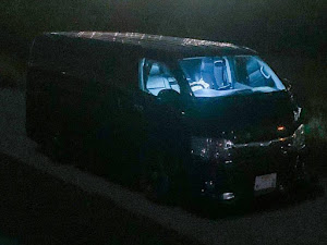 ハイエースバン TRH200Vのカスタム事例画像 タカシさんの2020年11月01日00:15の投稿