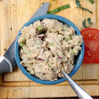 The Best Vegan Faux Tuna Salad.