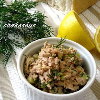 Lemon Dill Tuna Salad Recipes