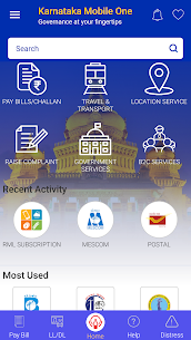 Karnataka Mobile One App Download For Android and iPhone 1