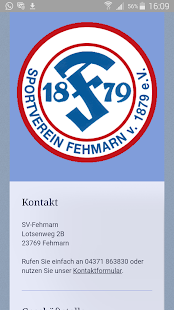 SV Fehmarn- screenshot thumbnail