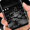 Black Cube Cool Keyboard for Huawei 10