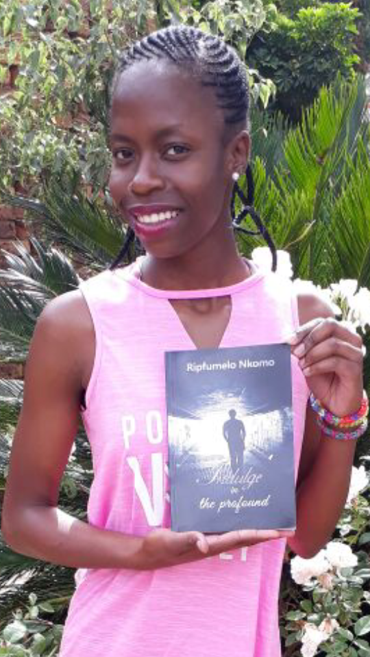 Meet the teenage feminist, Ripfumelo Nkomo, who has just published her first book.
