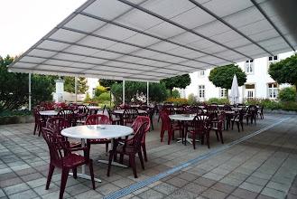 Photo: Gemütlicher Aussensitzplatz