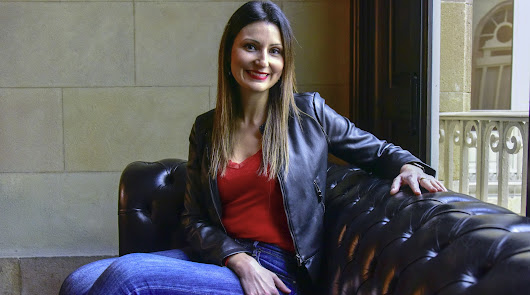 Lorena Roldán, portavoz en Cataluña de Ciudadanos, se va al Partido Popular