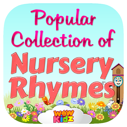 Popular Nursery Rhymes