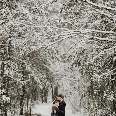 Wedding photographer Mikhail Bondarenko (bondphoto). Photo of 09.02.2018