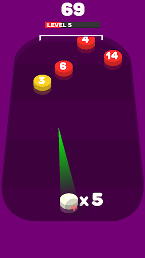 Shoot It! - Pocket the Pucks! 1.1 screenshots 1
