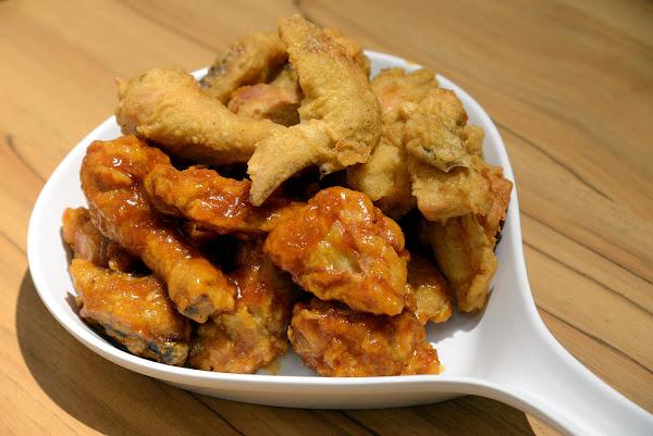 起家雞韓式炸雞 高人氣排隊名店 國父紀念館美食