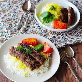 Kabab Tabei - Persian Pan Kebab Recipe