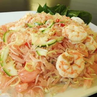 Pomelo Thai Herb Salad