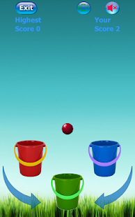 Bucket Ball- screenshot thumbnail