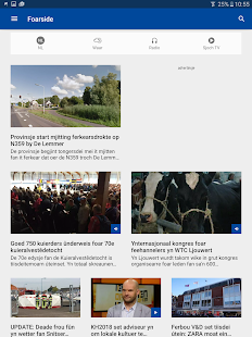Omrop Fryslân Screenshot 4