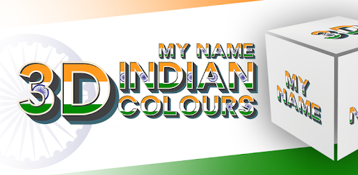 3d My Name India Lwp Apps On Google Play