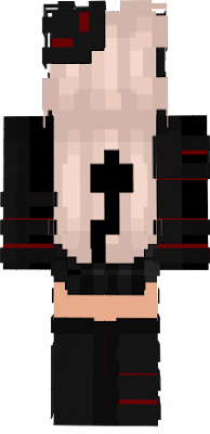 I hope you enjoy this! i added a tail to this skin..it does not look the best but its fine!
