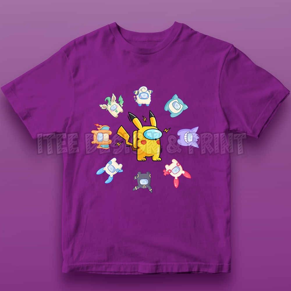 Pikachu Among Us Impostor 18