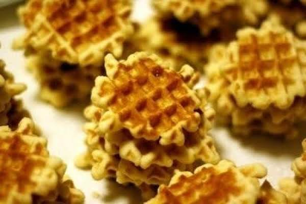 Galettes (waffle Cookie) Recipe