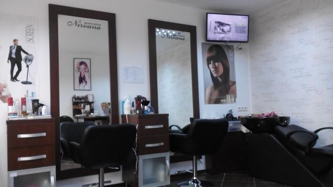 Salon Nirvana Coafuri Manichiura Make Up Tel 0770469780