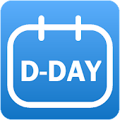 Simple D-day(Days Left)