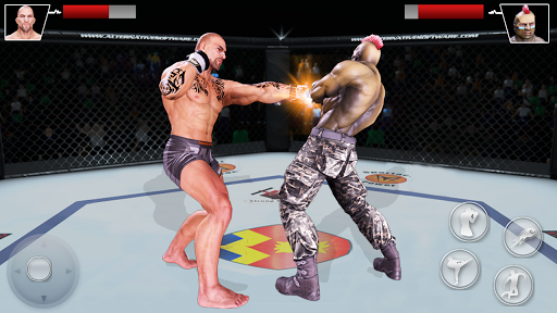 MMA Real Fight: Fighting Games 2019 1.0 screenshots 1