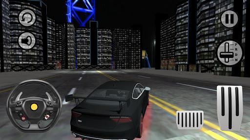 Extreme Speed Audi S7 Quattro Car Simulator 1.0 screenshots 2
