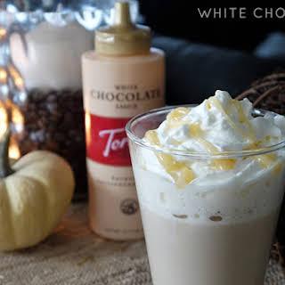White Chocolate Mocha.