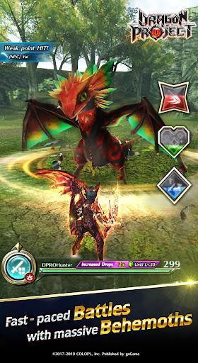 Dragon Project 1.8.6 screenshots 3