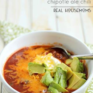 Slow Cooker Chipotle Ale Chili
