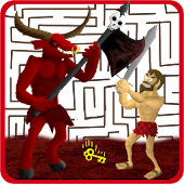Escape The Monster Maze: Free Minotaur Action Game (Unreleased) Android APK Download Free By Wrath Of The Platypi Productions