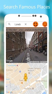 3D Street Panorama View - náhled