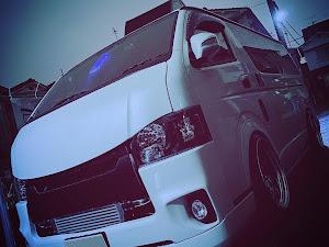ハイエースバン  S-GL ダークプライムⅡのカスタム事例画像 yuuuuさんの2020年11月07日22:44の投稿